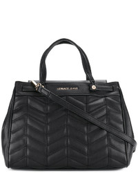 Versace Jeans Quilted Effect Tote