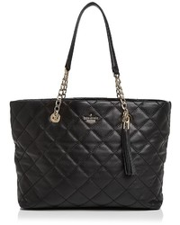 Kate Spade New York Emerson Place Priya Quilted Leather Tote
