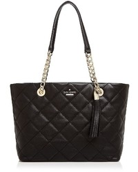 Kate Spade New York Emerson Place Priya Small Quilted Leather Tote