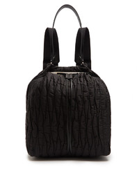 The Row Backpack 11 Quilted Nylon Backback
