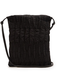 The Row Medicine Large Quilted Nylon Cross Body Bag