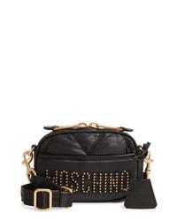 Moschino Quilted Nylon Crossbody Bag