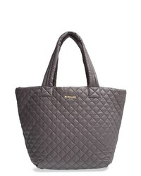 Medium metro quilted oxford nylon tote medium 5264643