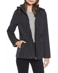 kate spade new york Hooded Quilted Jacket