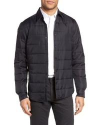 BOSS Landolfo Quilted Shirt Jacket