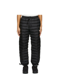 Nike Black Stussy Edition Insulated Nrg Lounge Pants