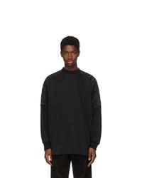Versace Black Oversize S Sweatshirt