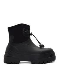 Moncler Genius 6 Moncler 1017 Alyx 9sm Black Alison Boots