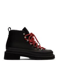 Rag and Bone Black Compass Rain Boots