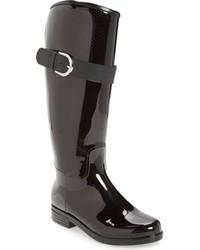 dav Bristol Weatherproof Knee High Rain Boot