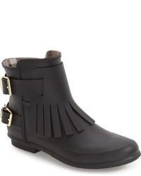 Burberry Fritton Kiltie Rain Boot