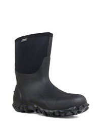 Bogs Classic Mid Waterproof Insulated Work Boot