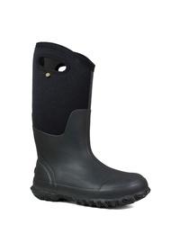 Bogs Classic Tall Matte Insulated Waterproof Rain Boot
