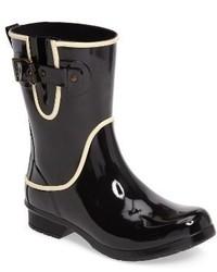 Chooka Fine Line Waterproof Rain Boot