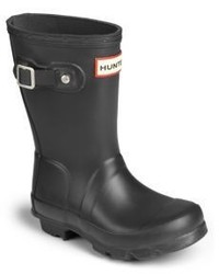 Hunter Kids Original Tall Rubber Rain Boots