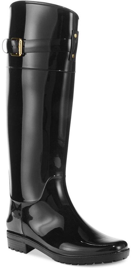 Lauren Ralph Lauren Rossalyn Ii Rain Boots | Where to buy & how to ...