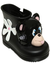 Mini Melissa Inflatable Monkey Melflex Rain Boots