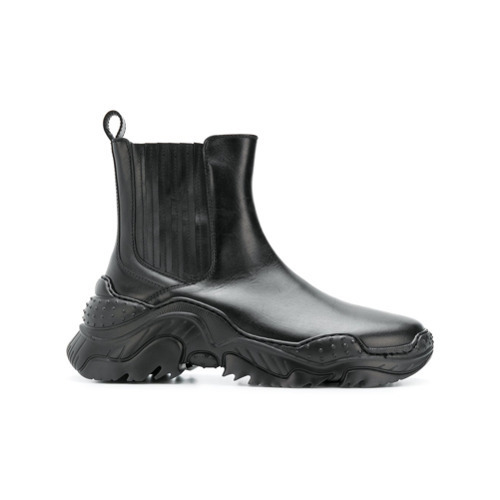 N°21 N21 Chunky Sole Ankle Boots, $447