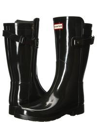 Hunter Original Refined Back Strap Short Rain Boots