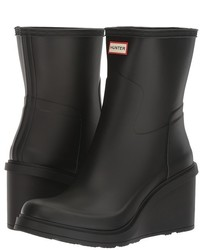 Hunter Original Refined Mid Wedge Rain Boots