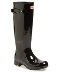 Original tour gloss packable rain boot medium 197377