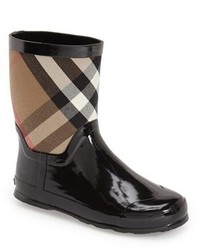 Burberry Ranmoor Waterproof Rain Boot