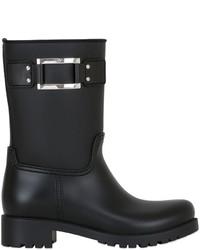 Roger Vivier 30mm Rubber Rain Boots