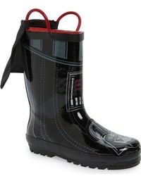 Western Chief Star Wars Darth Vader Waterproof Rain Boot