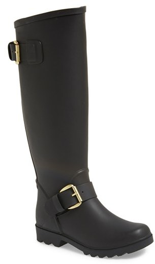 Steve Madden Dreench Rain Boot | Where to buy & how to wear