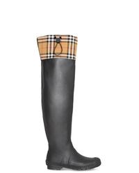 Burberry Vintage Check Rain Boots
