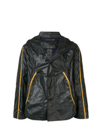 Mackintosh 0004 Black Cotton 0004 Hooded Jacket