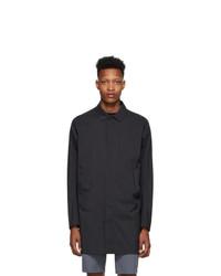 Veilance Black Demlo Overcoat