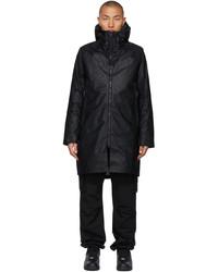 Nike Black Insulated Sportswear Tech Pack Coat