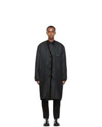 Raf Simons Black Labo Coat