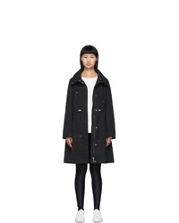 Moncler Black Malachite Coat