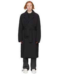 Off-White Black Padded Coat