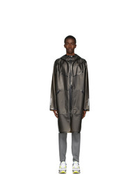 Nike Black Sportswear Tech Pack Windrunner Coat