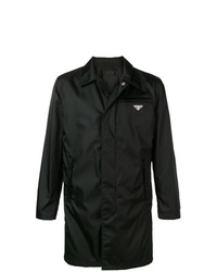 Prada Chest Pocket Raincoat