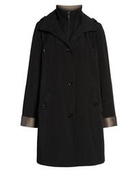 Gallery Detachable Hood Liner Raincoat