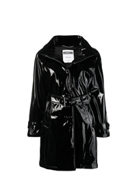 Moschino Glossy Raincoat