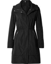 Moncler Hooded Gabardine Jacket