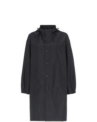 Helmut Lang Hooded Mid Length Raincoat