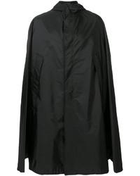 Prada Hooded Raincoat Cape