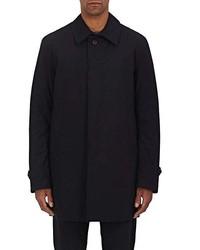 Herno Laminar Tech Fabric Raincoat