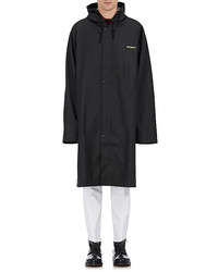 Vetements Logo Tech Fabric Raincoat