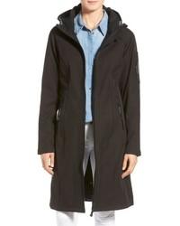 Ilse Jacobsen Long Hooded Raincoat