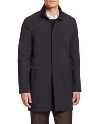 Saks Fifth Avenue Modern Solid Raincoat