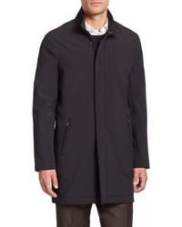 Saks Fifth Avenue Modern Solid Raincoat