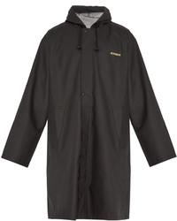 Vetements Oversized Hooded Raincoat