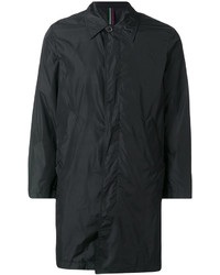 Paul Smith Ps By Classic Collar Raincoat